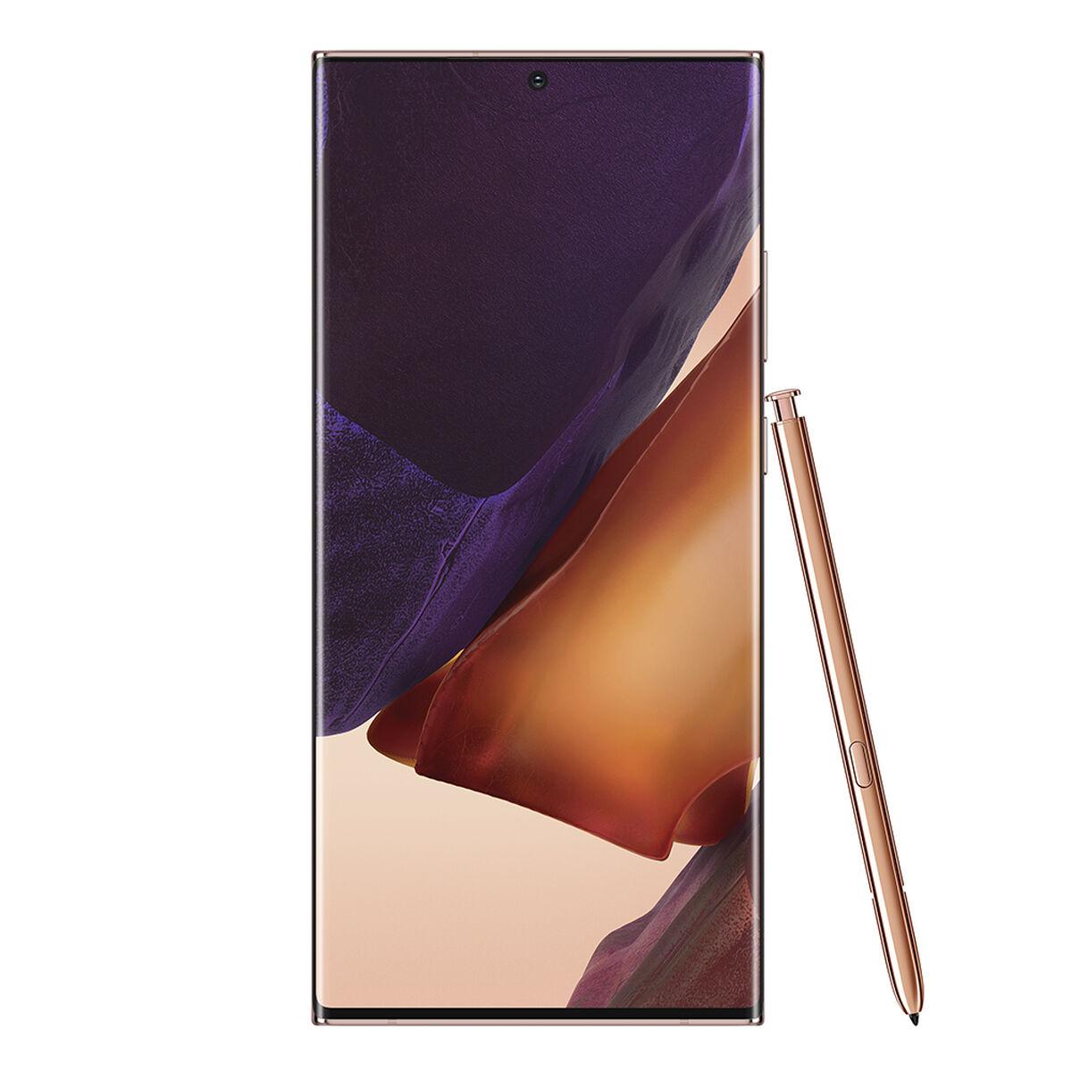 "Celular Samsung Galaxy Note20 Ultra 256GB 6.9"" Mystic Bronze Liberado"