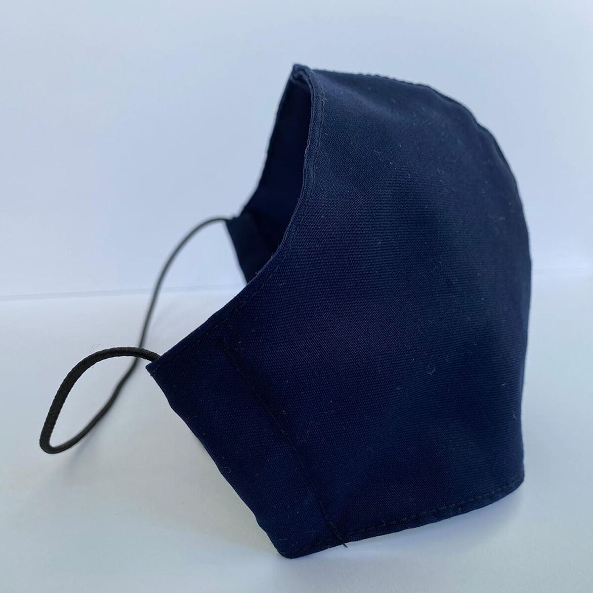 Pack 10 Mascarillas Maskalle Reutilizables Azul Marino