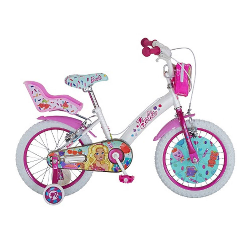 BIC.NINA BARBIE BICI_BIANCH