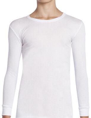 Camiseta Térmica Tejido Panal Juvenil Niño