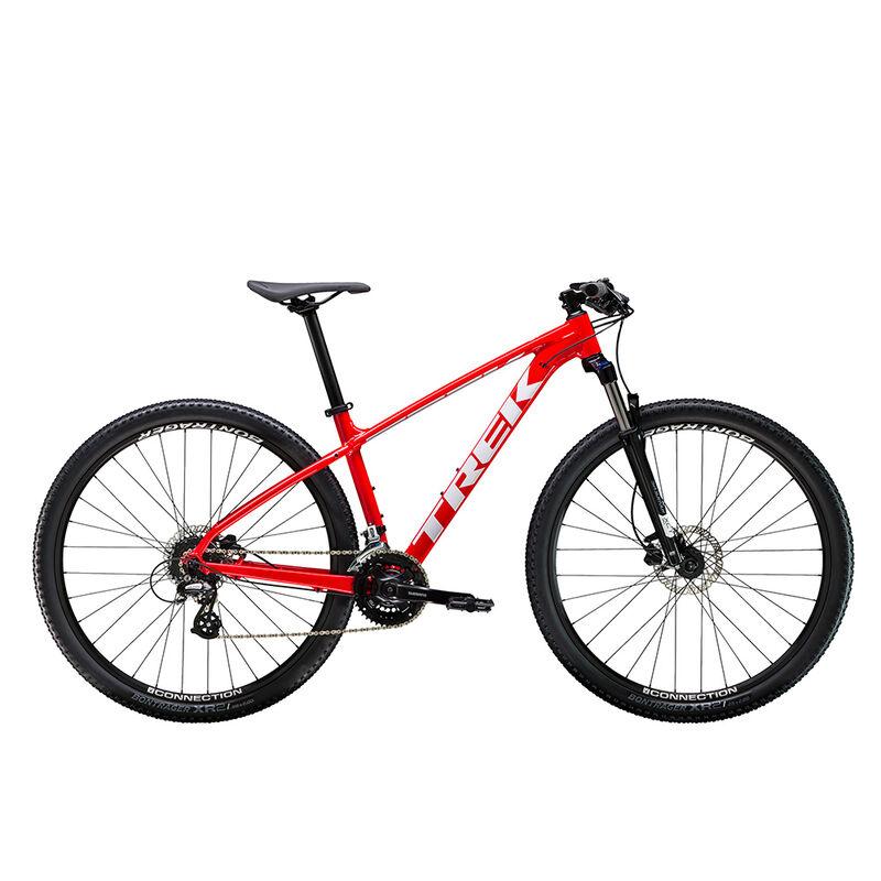 Bicicleta Trek Hombre Marlin 6 Aro 29 Suspensión Delantera