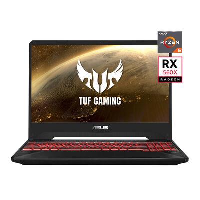 "Notebook Gamer Asus FX505DY-BQ002T Ryzen 5-3550H 8GB 1TB 15.6"" Radeon 560X"