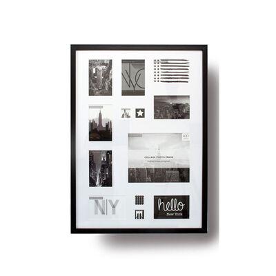 Portaretrato VGO Collage 50x70 cm Negro