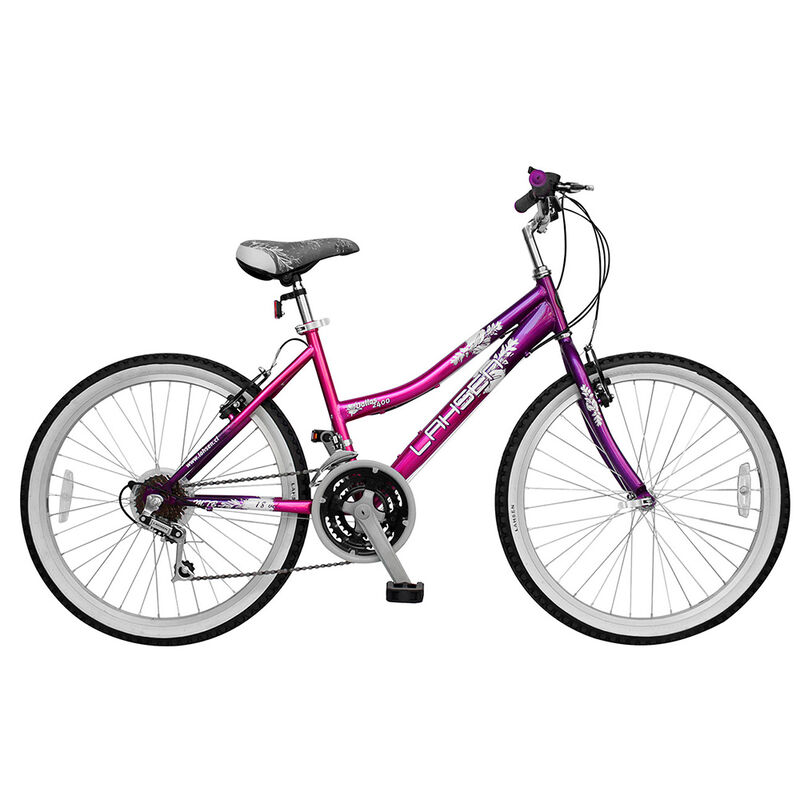 Bicicleta Lahsen BO82413 Dallas Aro 24