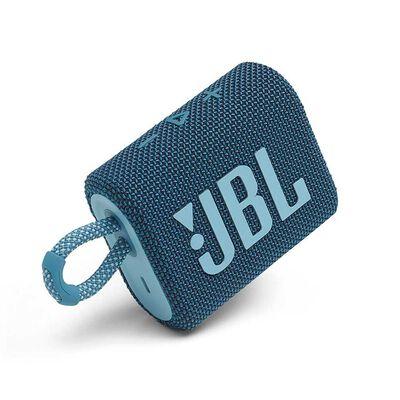 Parlante Bluetooth JBL Go 3 Azul