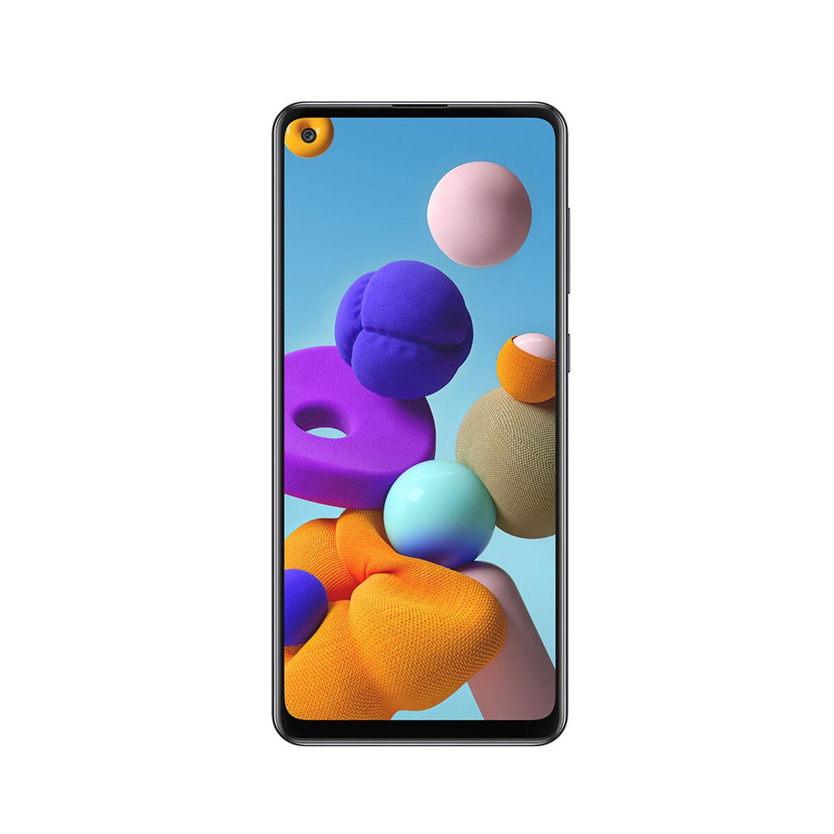 "Celular Samsung Galaxy A21s 64GB 6,5"" Negro Liberado"