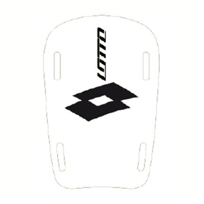 Canilleras Unisex Lotto Shinguard Player  700 S Bl/Wh