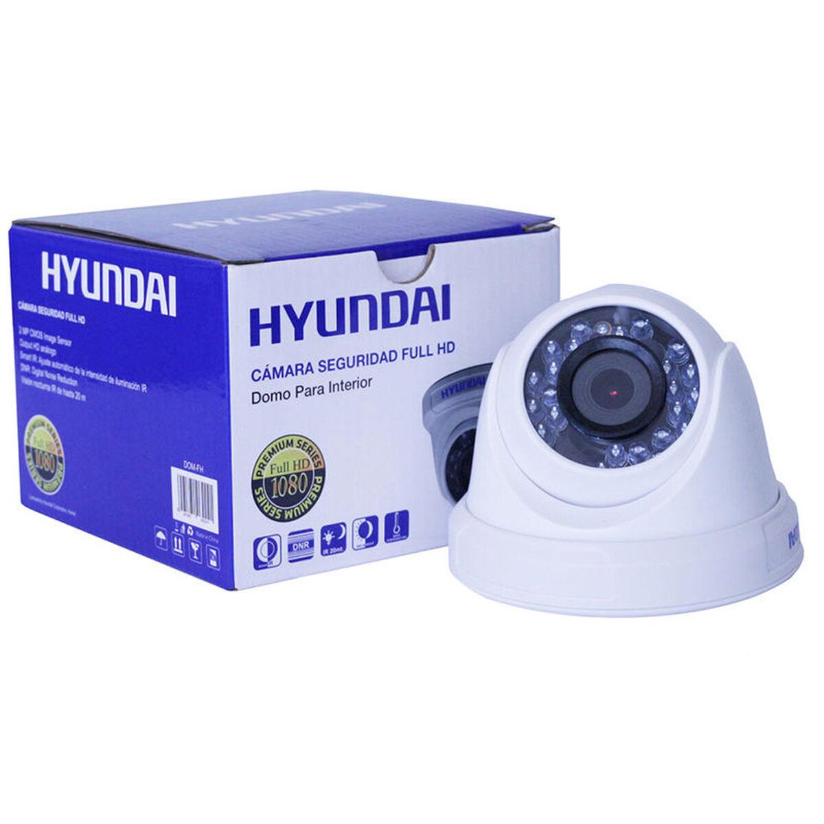 Cámara de Seguridad Hyundai Domo HY-CAMDOFHD