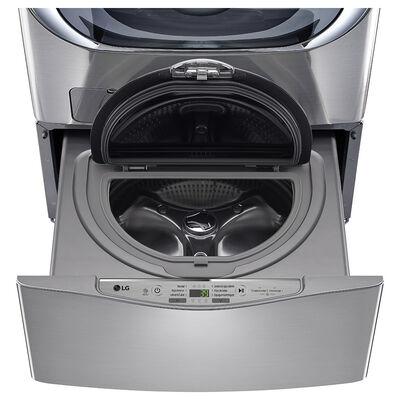 Lavadora Automática LG TwinWash Mini WD100CV 3,5 kg