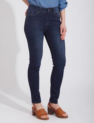 Jeans Recto Mujer Portman Club