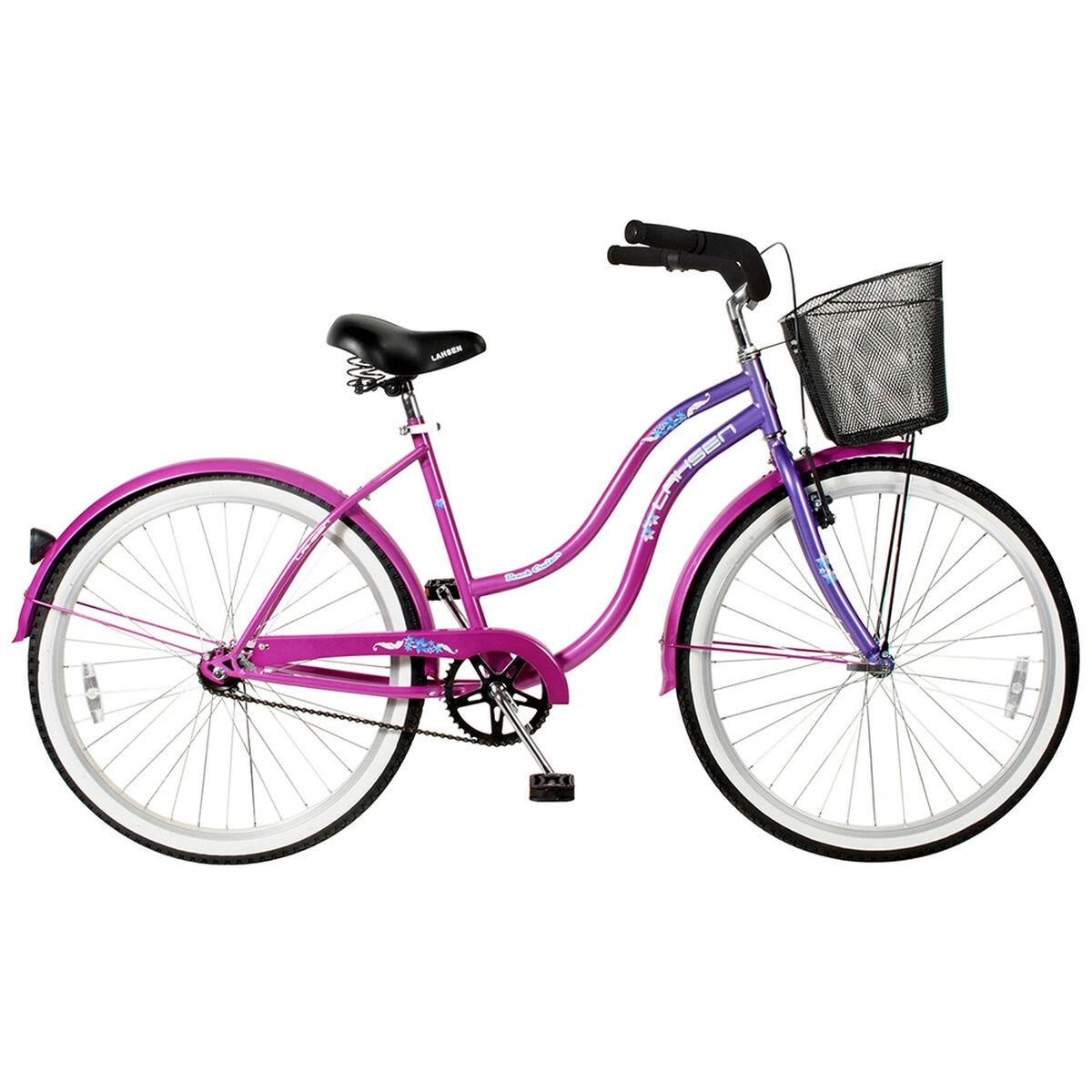 Bicicleta Lahsen Beach Cruiser Aro 26