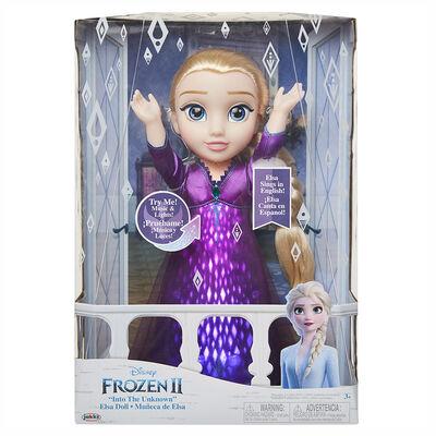 Muñecas Toddler Frozen Elsa 2 Tv