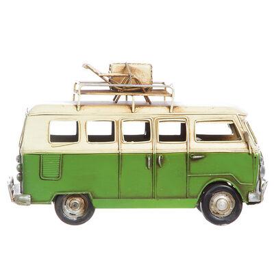 Adorno Camioneta Verde