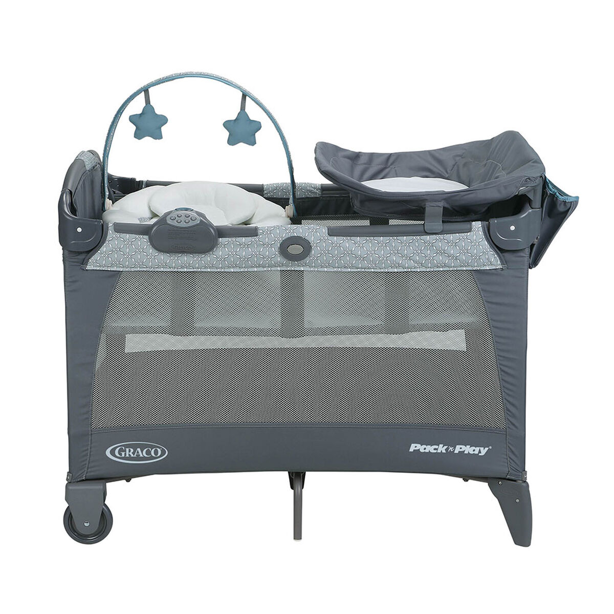 Cuna Corral Pack and Play Graco Napper LX 7737