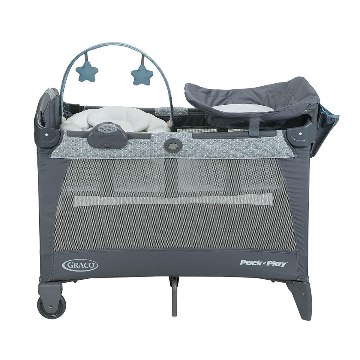 Cuna Corral Pack & Play Graco Napper LX 7737