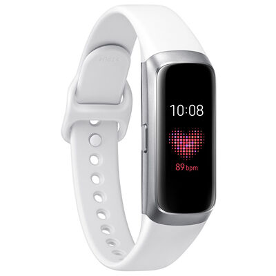 Smartwatch Samsung Galaxy Fit Plata