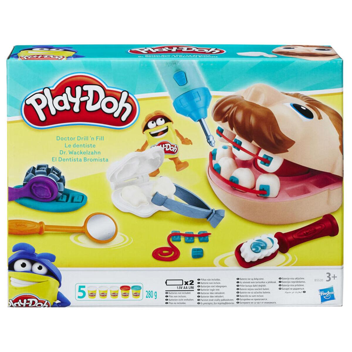 Play-Doh Dentista Bromista