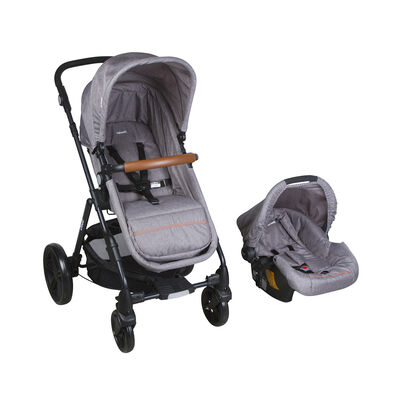 Coche Travel System Cloud Grey