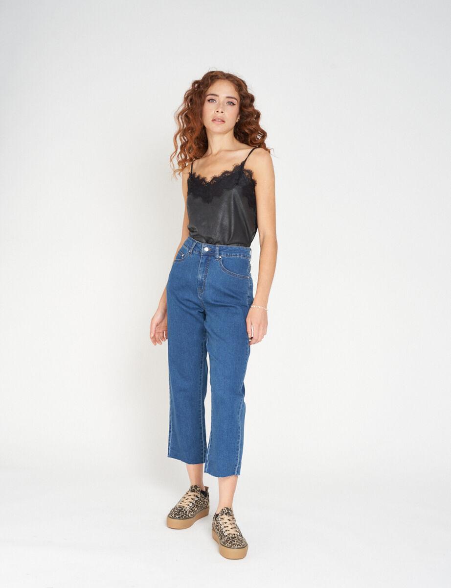 Jeans Mom Mujer Fiorucci