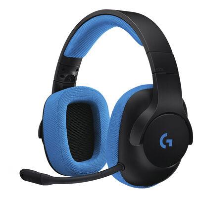 Audífonos Gamer Logitech G233 Azul