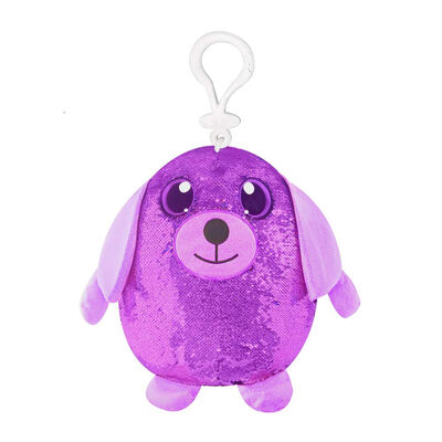 Peluche Clip On Perrito Shimmeez