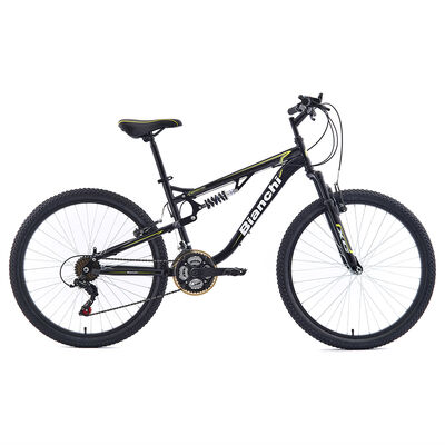 Bicicleta Mountain Bike Bianchi Pro DSX Aro 26