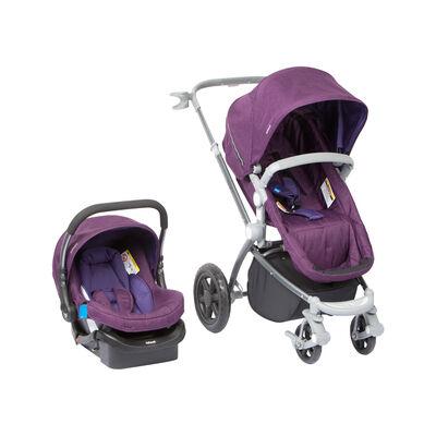 Coche Travel System Epic 4G Midnight Purple