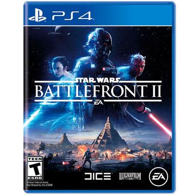 Juego PS4 Star Wars Battlefront ll