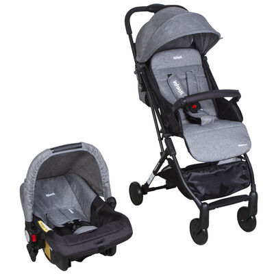 Coche Travel System Terrain Grey