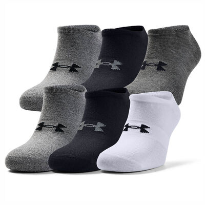 Six Pack Calcetas Hombre Under Armour