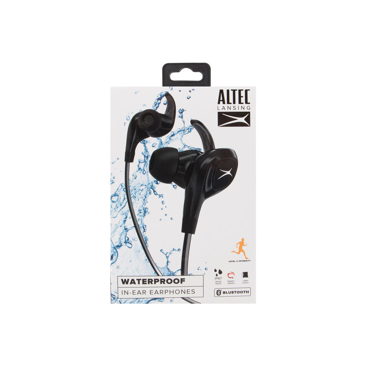 Audífonos Altec Lansing MZX399 BLK Negro