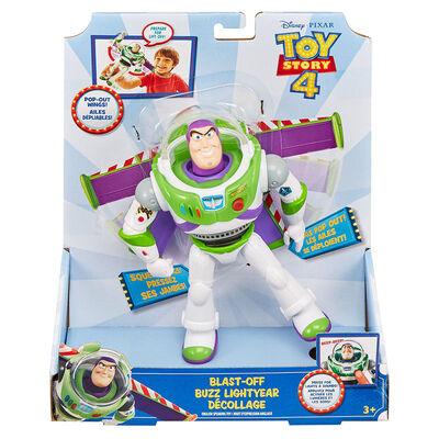 Disney Toy Story 4 Buzz Vuelo Espacial