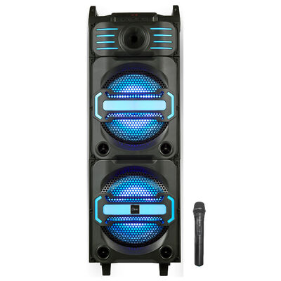 Parlante Karaoke Portátil Microlab Vibranium DJ Mixer