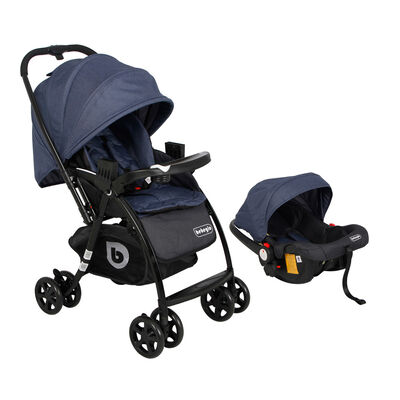 Coche Travel System Spring Bebeglo RS135001