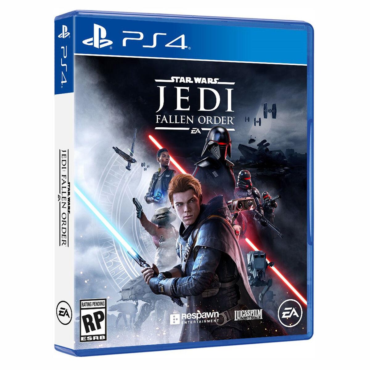 Juego PS4 Star Wars Jedi: La Orden Caída