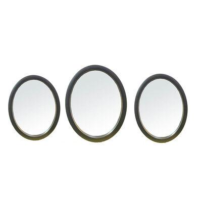 Set 3 Espejos Oval