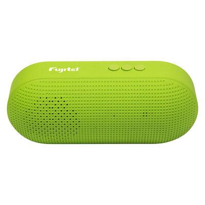 Parlante Bluetooth Fujitel Speaker Verde