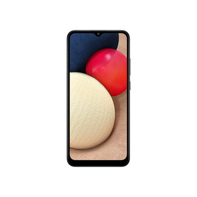 "Celular Samsung Galaxy A02s 32GB 6,5"" Negro Liberado"