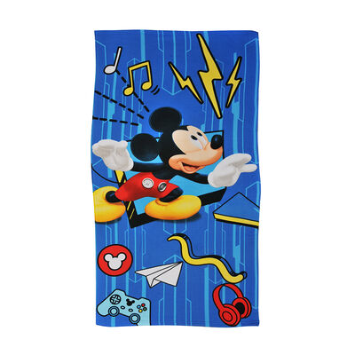 Toalla Playa Mf 70X140 Cm Mickey Ray