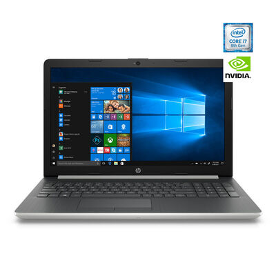 Notebook HP 15-da0062la Intel Core i7-8550U 8GB 1TB NVIDIA GeForce MX130 2 GB 15.6""