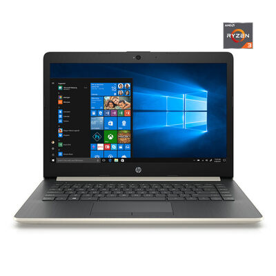 Notebook HP 14-cm0007la AMD Ryzen 3 2200U 4GB  1TB 14""