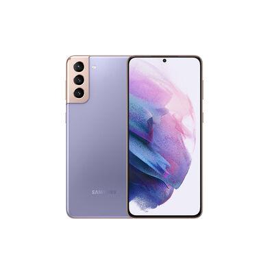 """Celular Samsung Galaxy S21+ 128GB 6,7"""" Phantom Violet Liberado"""