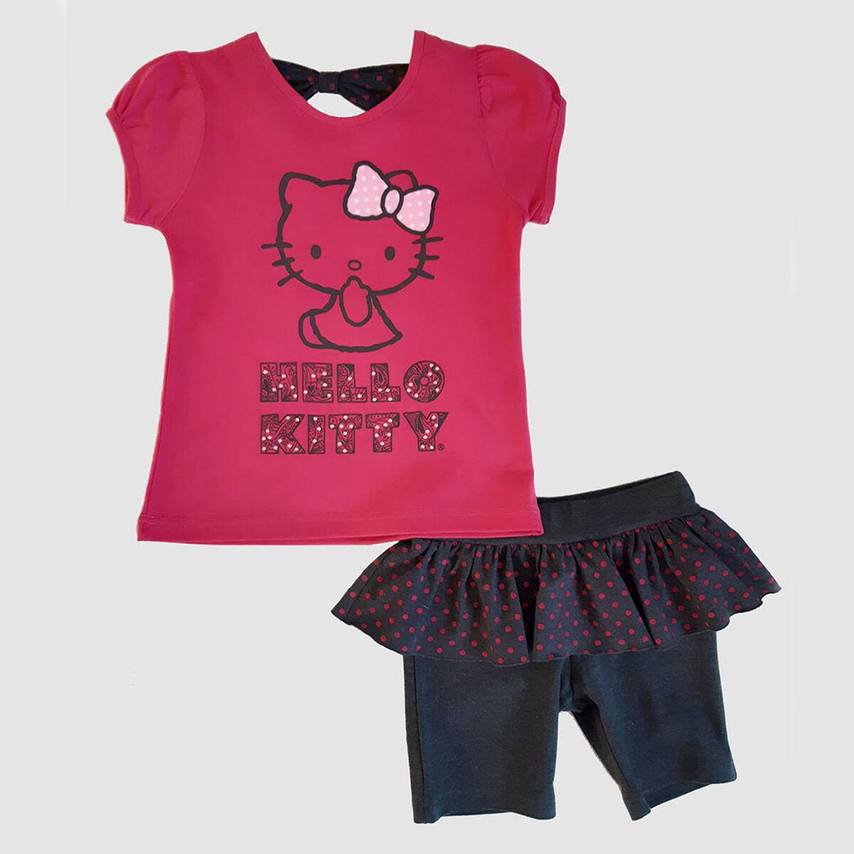 Conjunto Niña Hello Kitty