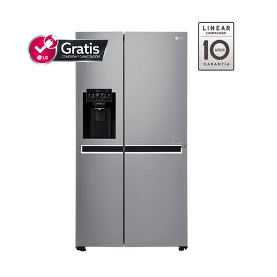 Refrigerador Side by Side LG GS65SPP1 601 lts.