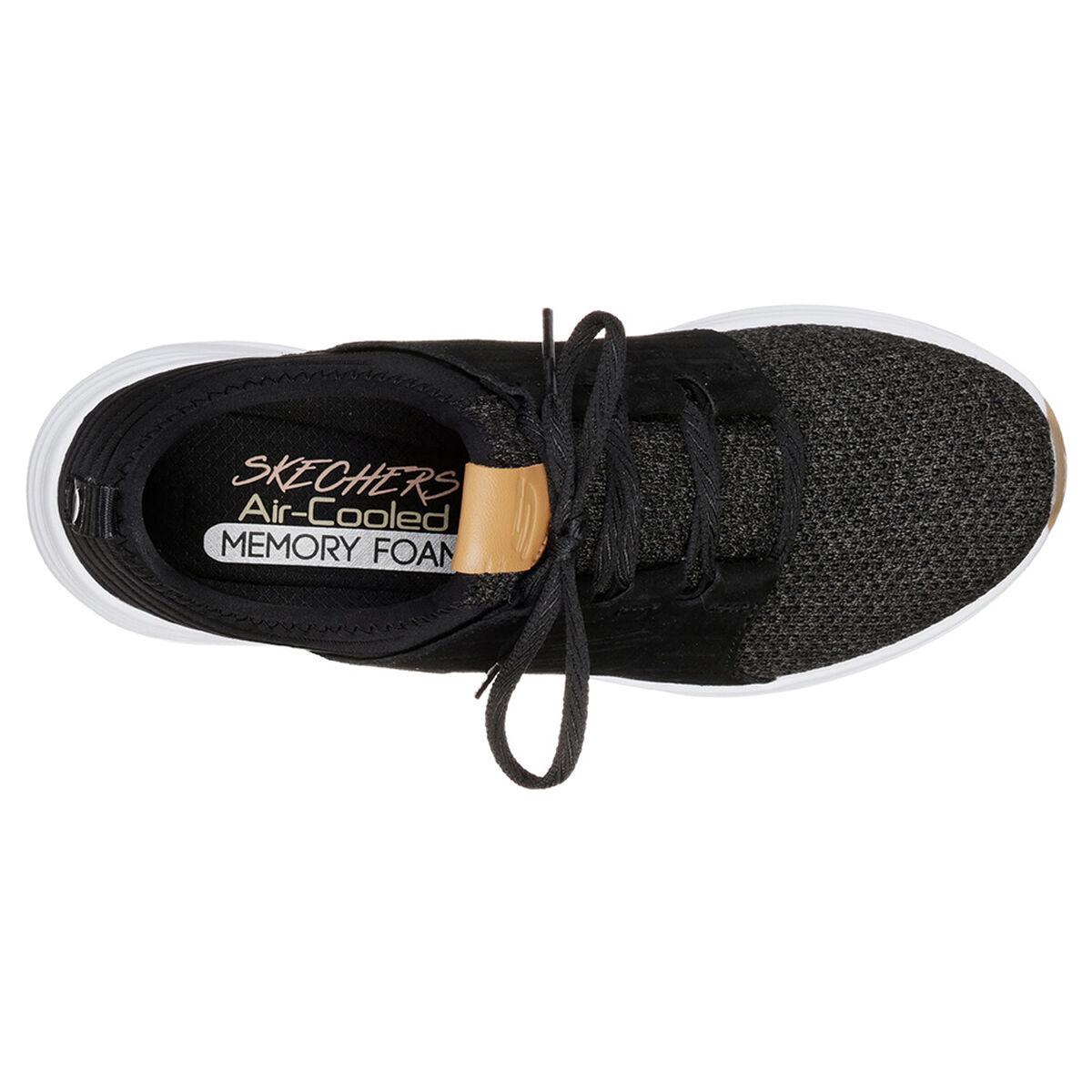 Zapatilla Skechers Mujer 13046 BKW
