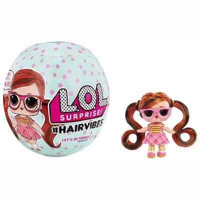 Muñeca Sorpresa Lol Hairvibes
