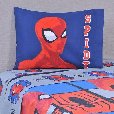 Juego de Sábanas Marvel Spiderman 1,5 Plazas