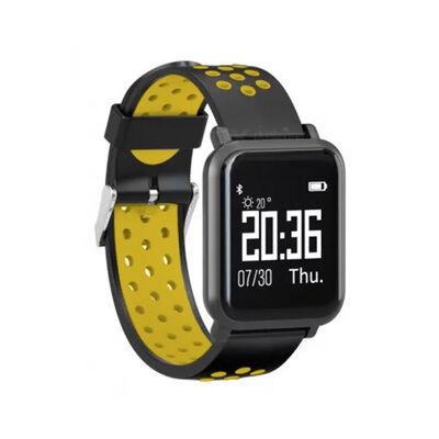 Smartwatch Lhotse Outdoor SW55 Plus Amarillo