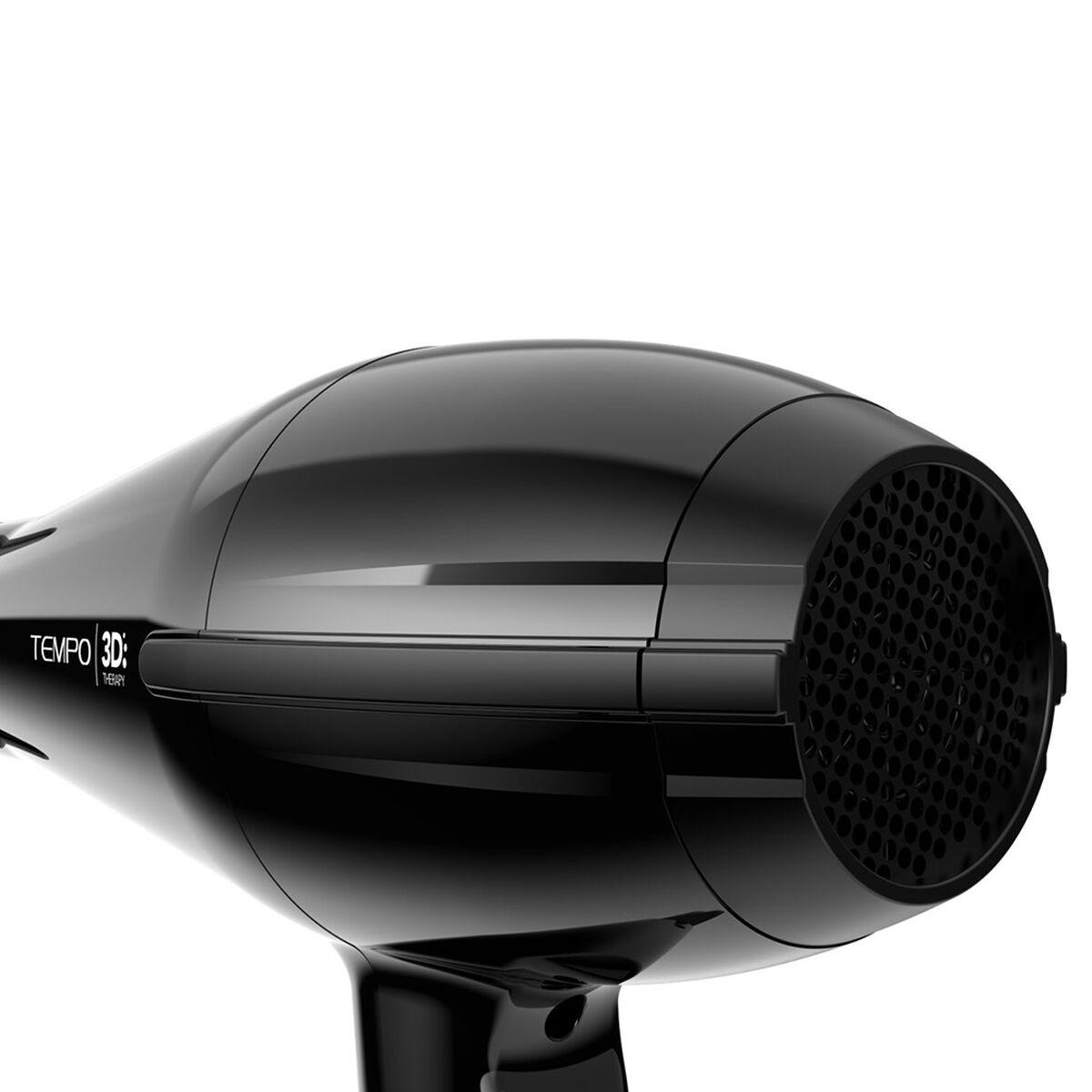 Secador de Pelo Gama Tempo 3D Black