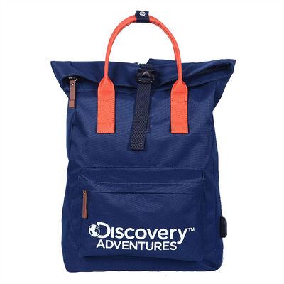 Mochila Roma 22L Azul Discovery Adventure 22 Litros